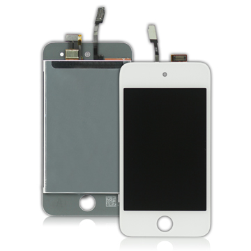 iPod Touch 4th Generation LCD Digitizer White