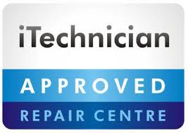 iTechnician approved repair centre logo