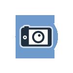camera repair logo