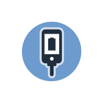 Charging port repair logo